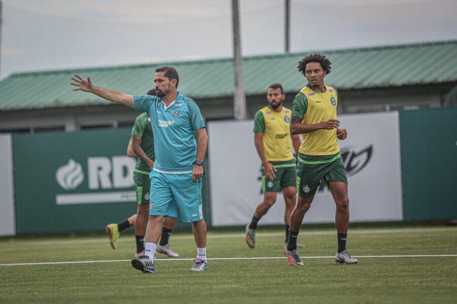 Coritiba terá retornos importantes para a partida contra o Grêmio
