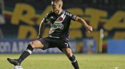 Léo Gil, do Vasco, destaca importância de confrontos diretos