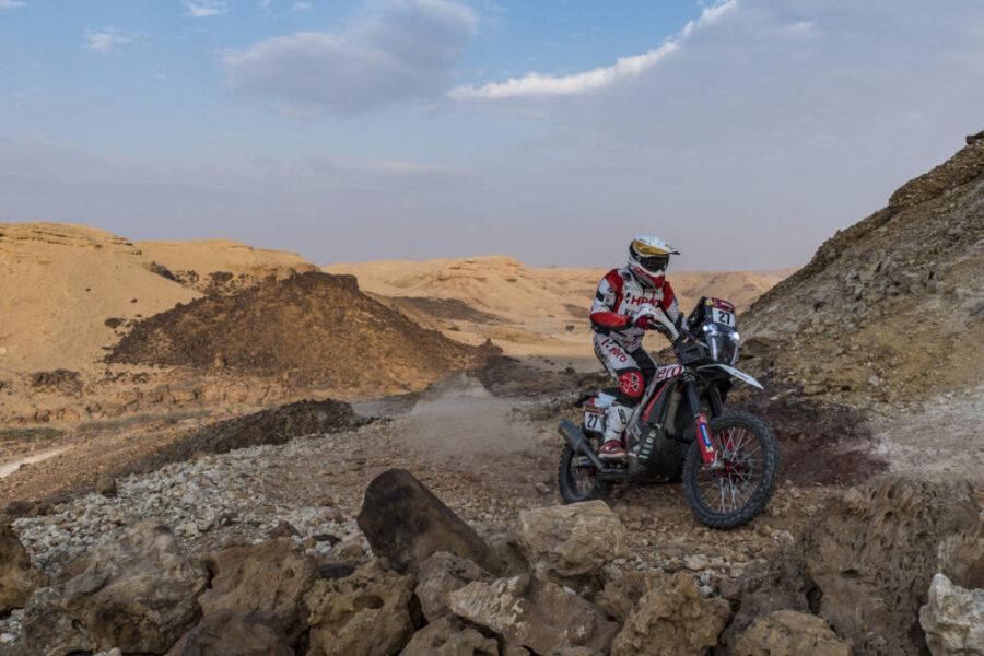 Primeira metade do Dakar é superada por portugueses e brasileiros