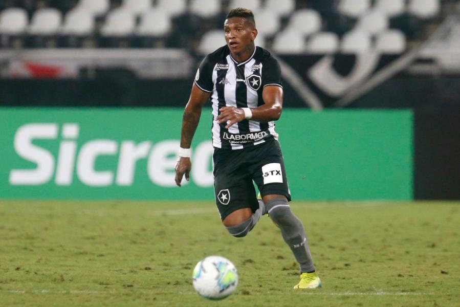 Rentería deve sair do Botafogo após o Campeonato Brasileiro