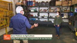 Organização do barracão nas propriedades | DICAS NA AGRICULTURA
