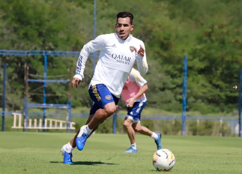 Boca não treina pênaltis antes de viajar para São Paulo