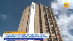 Vítimas de acidentes de trânsito: caixa econômica vai gerir pagamento do DPVAT