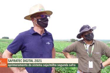Aprimoramento do sistema soja-milho | SAFRATEC 2021