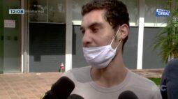 Universitário vítima de espancamento está se recuperando e diz não se lembrar de nada