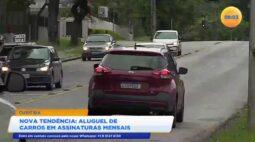 Nova tendência: aluguel de carros em assinaturas mensais