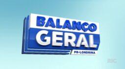 Balanço Geral Londrina Ao Vivo | Assista à íntegra de hoje 25/01/2021