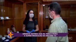 Gênesis: estreia dia 19, terça-feira, a super prudução da Record TV
