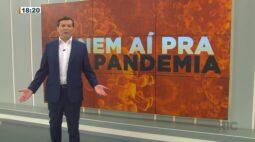 Mais de mil pessoas são flagradas em festa rave na região metropolitana de Curitiba