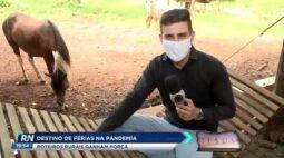 Destino de férias na pandemia roteiros rurais ganham força