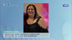 Prefeitura quer indenizar famílias de servidores da saúde que morreram vítimas da COVID-19