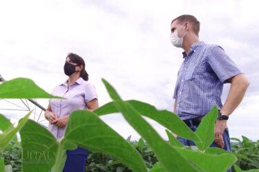 Tecnologia ajuda a reduzir efeitos da estiagem | RALLY DE PRODUTIVIDADE