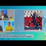 Jogador Neymar é flagrado em live dizendo que está namorando; veja o vídeo