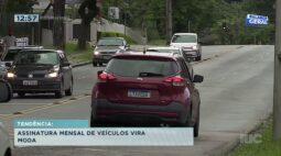 Tendência: assinatura mensal de veículos vira moda