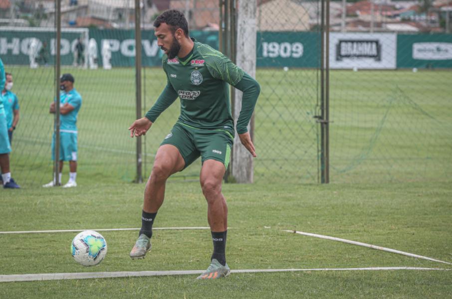 Coritiba faz ajustes para jogo contra o Vasco no Rio de Janeiro