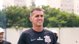 Corinthians divulga vídeo com motivação de Mancini e emoção de Xavier