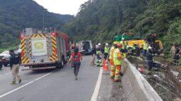 Corpos das vítimas do acidente em Guaratuba serão levados ao Pará em um avião fretado