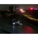 Motociclista morre após colisão com caminhão na BR-277, em Paranaguá