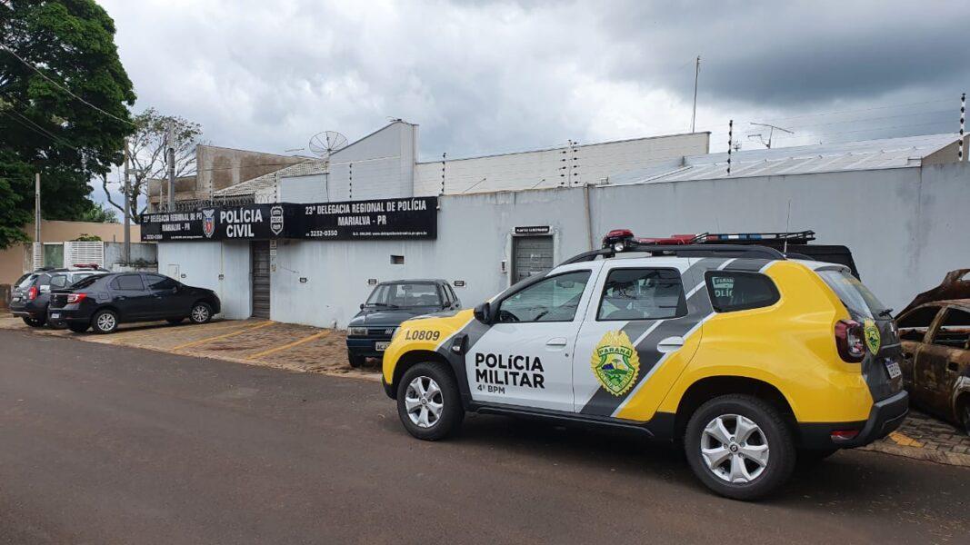 Homem é preso por agredir e torturar filho de 9 meses no interior do Paraná