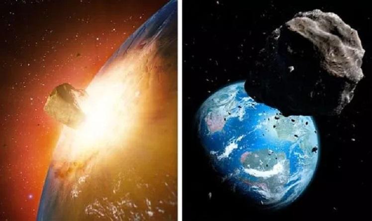 Agência Espacial divulga data e horário de possível impacto de asteroide destruidor na Terra