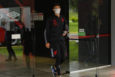 Athletico segue para Salvador com 21 atletas. Confira os relacionados