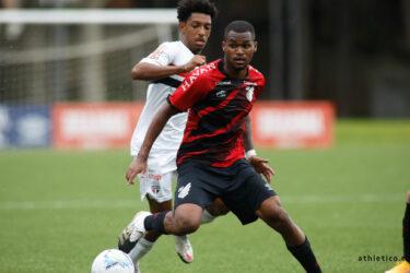 Athletico vence o São Paulo e está na Semifinal do Brasileirão Sub-20