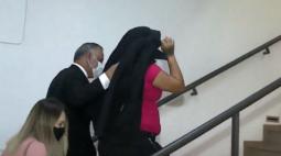 Mulher diz que atirou no marido por legítima defesa após ele invadir a casa para matá-la