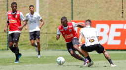 Atlético-MG se reapresenta e inicia preparação para duelo contra o Grêmio