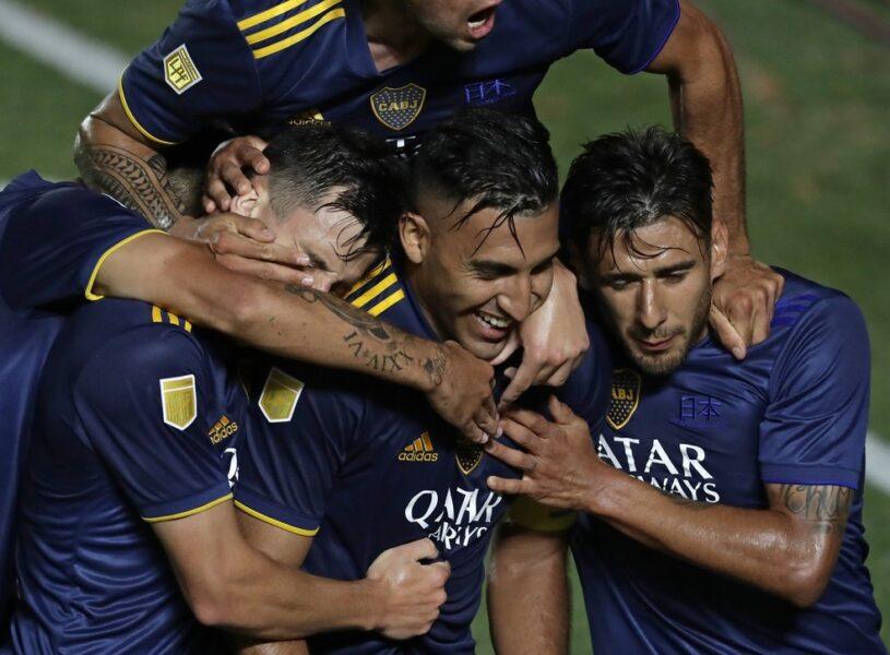 Antes da Libertadores, Boca vai à final da Copa Diego Maradona e River é eliminado