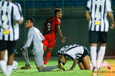 Brasileiro Sub-20: Atlético-MG larga em vantagem contra o Athletico na final