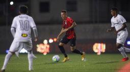 Atlético-MG vence o Athletico nos pênaltis e conquista o título do Campeonato Brasileiro Sub-20