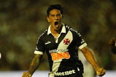 Cano treina normalmente no Vasco e vai encarar o Fortaleza