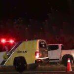 Suspeito em carro roubado morre durante confronto na BR-277, em Campo Largo