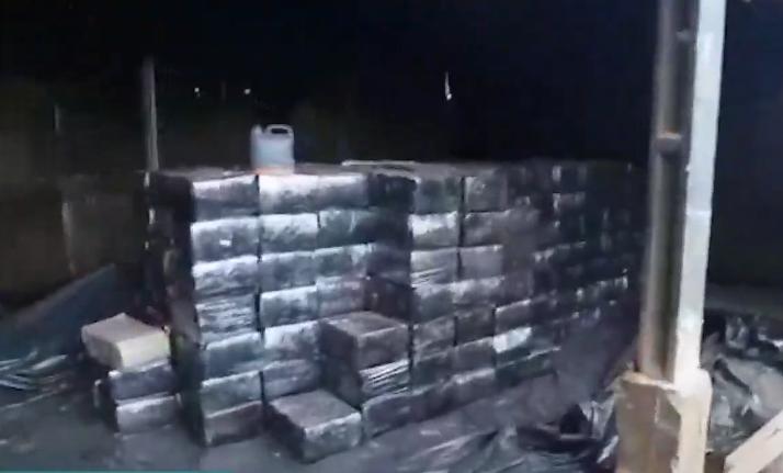 Polícia desmonta centro distribuidor de maconha no oeste do Paraná