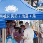 China enfrenta pior surto de coronavírus desde março de 2020