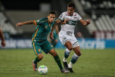Coritiba x Fluminense: onde assistir, escalações e arbitragem da partida