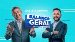 Balanço Geral Curitiba Ao Vivo   Assista à íntegra de hoje -27/01/2021