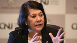 Ex-ministra do STJ Eliana Calmon confirma presença na posse de Fabio Camargo