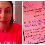 Enfermeira que zombou da CoronaVac é demitida de hospital
