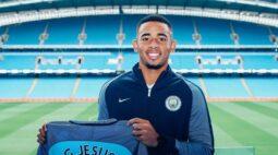 Do Palmeiras a um grande europeu: Gabriel Jesus completa quatro anos no City
