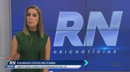 Colégio cívico-militares: deputados aprovam mudanças na lei
