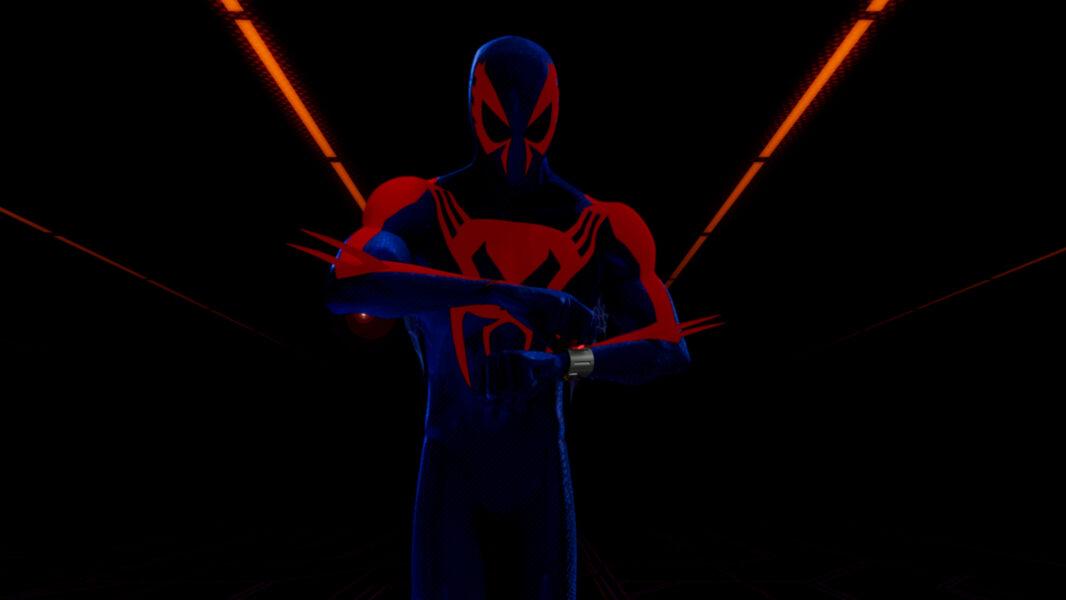 Homem-Aranha no Aranhaverso 2 pode ter retorno do Homem-Aranha 2099