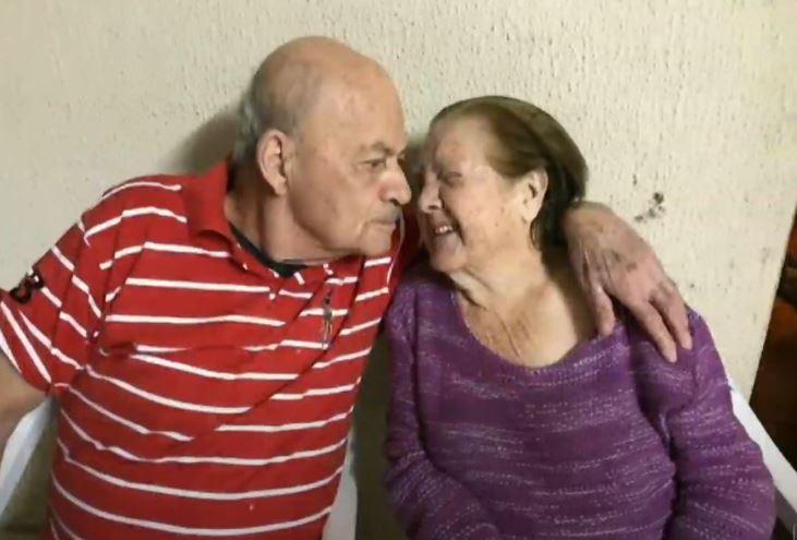 Casados há 63 anos, idosos morrem com duas horas de diferença vítimas da covid-19