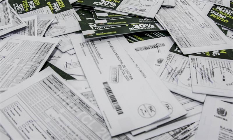 IPTU 2021 Curitiba: boletos serão enviados até o final de janeiro