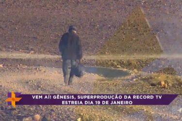 Vem aí! Gênesis, superprodução da record tv, estreia dia 19 de janeiro