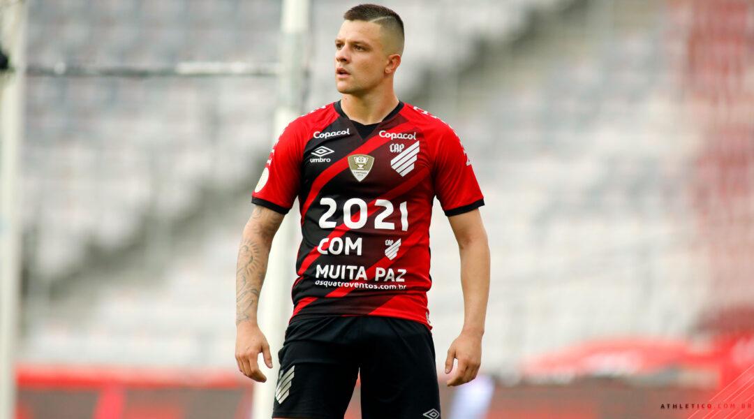 Athletico vence o Flamengo por 2×1 e decreta a permanência na Série A