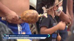Reserva Apucaraninha: indígenas festejam a chegada da vacina