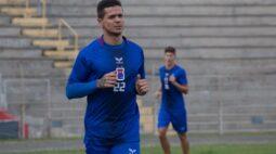 Luan rompe o tendão de aquiles e não joga mais pelo Paraná Clube na Série B