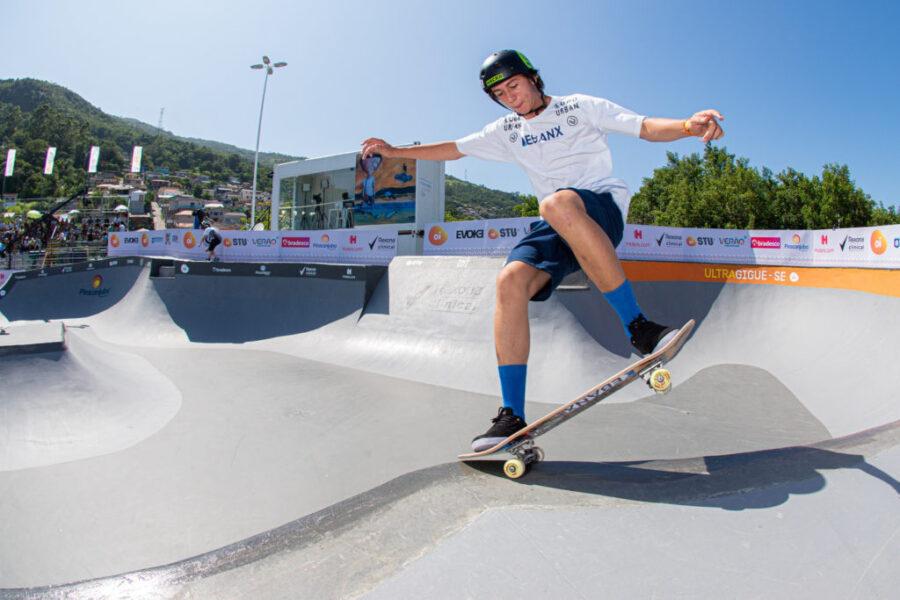 STU National abre calendário nacional de skate