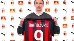 Milan anuncia contratação de Mandzukic